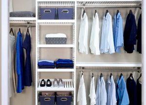 Organized Closet - NAPO